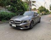 2016 Mercedes-Benz CLA180 Urban sedan