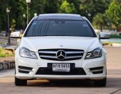 Benz C180 Coupe AMG ปี2012