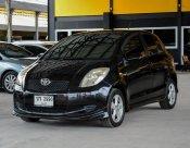 TOYOTA YARIS 2008 (โฉม06-13)E Limited Hatchback 1.5 A/Tสีดํา