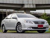 Toyota Camry 2.0 G เกียร์ออโต้ ปี2014 สีบรอนส์เงิน เดิมๆไมล์แท้ พร้อมการันตีซ่อมศนย์2ปี จัดกู้ได้เต็ม