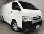2015 Toyota Hiace 3.0 ตัวเตี้ย (ปี 05-16) D4D Van MT