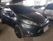 2013 Ford Fiesta Titanium sedan