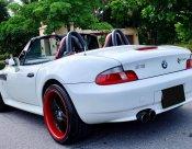 BMW Z3 Roadster รถจดทะเบียนปี 2012
