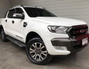 2015 Ford Ranger 2.2 DOUBLE CAB (ปี 15-18) WildTrak Pickup AT