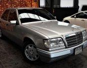 1995 BENZ E280 W124 CODE C ออฟชั่นเต็มตัวสุดท้าย Airbag คู่ พวงมาลัยไฟฟ้า รถในตำนาน มือเดียวออกห้าง