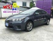 Toyota Altis 1.8 E DUAL VVTI ปี 2015