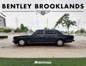 Bentley Brooklands Luxury saloon สุดหรู สภาพงามที่สุด พร้อมใช้งาน อุปกรณ์ตกแต่งครบ ออฟชั่นเพียบ หายากมาก