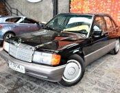 1993 BENZ 190 E W201 รถสวย สุดจะคลาสสิค จะเอาไปสะสมก็ดี