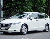 Honda Odyssey2.4 สภาพสวยจัด  รถศูนย์ฮอนด้า ปี2012