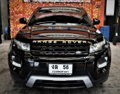 2014 RANGE ROVER EVOQUE  2.2Si เบนซิน 245 แรงม้า 4WD 0-100 เพียง 7 วิ รถแท้นำเข้าแบบ32 ออกห้างป้ายแดง 4.5 ล้าน