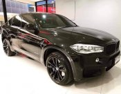 BMW X6 xDrive 30d V6 MSport ปี 2016