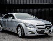 ฟรีดาวน์ Benz CLS 250 CDi ปี 11 ดีเซล ซันรูฟ ใช้น้อย