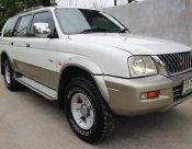 2002 Mitsubishi Strada G-Wagon GLX suv