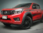 Nissan NP 300 Navara 2.5 DOUBLE CAB Calibre E Black Edition ปี 2019