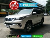 Toyata Fortuner 2.4 V AT ปี2019