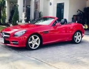 2015 Mercedes-Benz SLK200 Kompressor AMG convertible