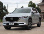 2018 Mazda CX-5 2.0 SP suv สีเงิน รถมือเดียว ไมล์แท้1หมื่นโล