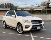 Benz ml250 diesel AMG Package Top สุด 2013