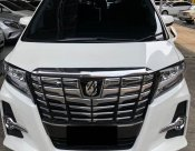 TOYOTA ALPHARD SC package ปี 17