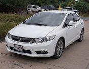 Honda Civic Fb 2.0 EL Navi ปี 2012