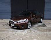 TOYOTA ALTIS 1.8E DUAL VVT-i AT ปี 2015 4กฒ1467