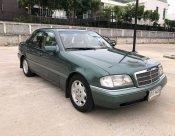 1999 Mercedes-Benz C220 Elegance sedan