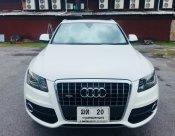 ขาย Audi Q5 2.0TFSI เบนซิน S-Line Edition ตัวรถปี 2010 ตัว Topสุด FullOption รถสวยเดิมๆไม่มีอุบัติเหตุ