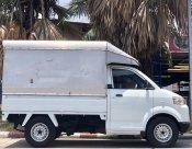 รถตู้เล็ก ทำมาค้าขาย ไม่ติดเวลา SUZUKI CARRY PICKUP 1.6 MT ปี 2011 ธค. พร้อมกับตู้อลูมิเนียมอย่างดี