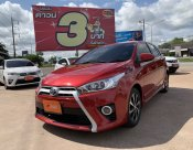 Toyota YARIS 1.2 TRD Sportivo hatchback รถปี 2015