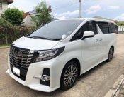 ขายดาวน์ Toyota ALPHARD SC Package 2018 ไมล์1หมื่นโล