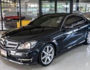 BENZ C250 COUPE ปี 2011