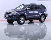 2005 Toyota Fortuner 3.0 V 4WD ออกรถ0บาท