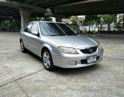 2004 Mazda 323 Protege 1.6GLX รถพร้อมใช้ ไม่เคยติดแก๊ส