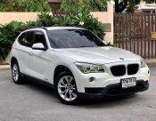 BMW X1 Sdrive18i Sline 2.0 Sport เบาะแดง TOP ปี 2013