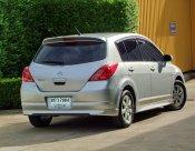 Nissan Tiida 1.6 G ปี2009 รุ่นท๊อป 5ประตู เบรคABS/AIRBAG2ใบ รถสวย มือแรกป้ายแดง ไม่เคยชน