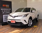 2018 Toyota C-HR 1.8 (ปี 17-21) Entry SUV AT