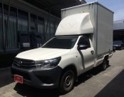 Toyota Revo b-Cab MT 2018 ตอนเดียวตู้ทึบ