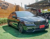 2016 BMW G12 740LI PURE EXCELLENCE 3.0 TWINPOWER TURBO