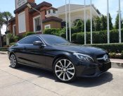 Mercedes Benz C250 coupe ปี2017