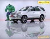1G-191  2009 Toyota Fortuner V suv