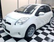 ขาย Toyota Yaris 1.5 E limitedปี 2013แท้