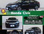 Honda Civic FC 1.5 Turbo A/T 2016
