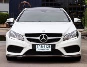 BENZ E250 CDI COUPE AMG Sport Plus Sunroof ปี2015