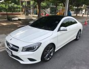 Mercedes Benz CLA200 ปี2017 โฉมW117