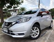 2017 Nissan Note 1.2 V A/T สีเทา