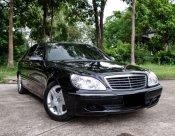 "Benz S280 Long wheelbase (W220) facelift"" 2006"