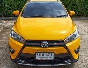 2016 Toyota YARIS TRD hatchback