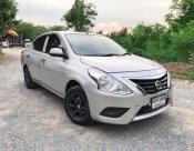 สวยเหมือนรถใหม่ ราคาถูกที่สุดในเว็บ Nissan Almera พร้อมล้อแต่งหล่อๆ