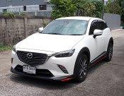 Mazda CX-3 1.5 XLD ปี17 เครื่องดีเชล รถบ้านมือเดียวสวยเดิมขับดีไม่มีอุบัติเหตุออฟชั่นครบพร้อมใช้