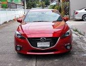 Mazda 3 Sports 2.0 SP ปี14 รถมือเดียวทรงสวยขับดีเครื่องช่วงล่างแน่นออฟชั่นพร้อมใช้